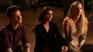 Glee 05x20 : The Untitled Rachel Berry Project- Seriesaddict
